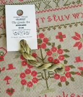 Winifred Glarke 1892 Partial Floss Pack
